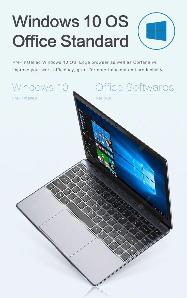 Chuwi herobook pro 141 inch laptop intel gemini lake