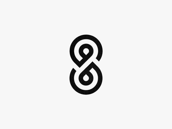Eagle 2 Monoline Logo