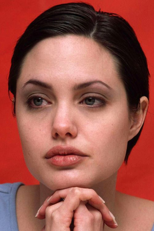 angelina jolie short hair - Szukaj w Google