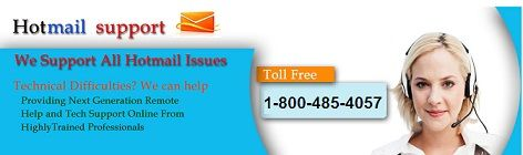 Hotmail users can get in touch with our customer support executives to troubleshoot their Hotmail problems on toll free number 1-800-485-4057. #Hotmail #Technical #Support #Number. visit http://hotmailsupport.co/