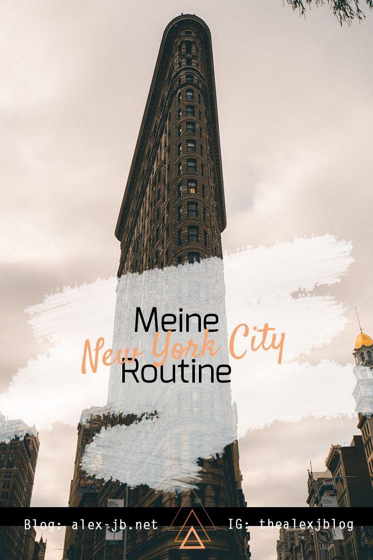 New York City Routine. Der beste Burger, die beste Pizza, Thrift Shops und co. Must do in NYC. Mein Lifestyle in der Stadt die niemals schläft.