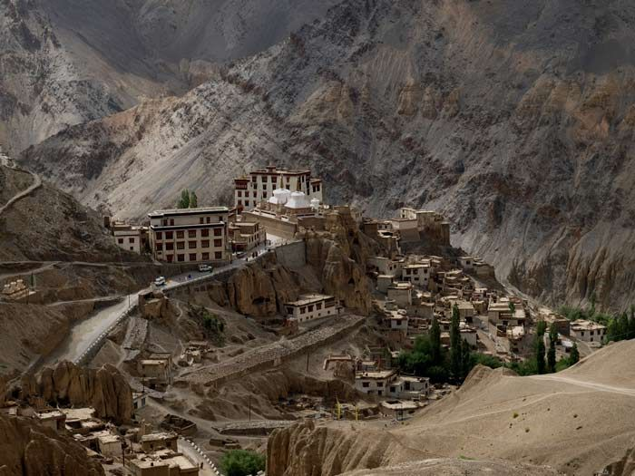 The Moonland of Lamayur on one of the Top 5 Road Trips around Ladakh | Explore the best road trips with RLT
