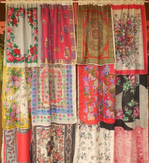 GYPSY JOURNEYS Bohemian Gypsy Curtains