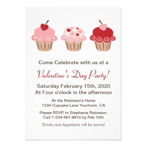 10 Best images about Invitations : Valentine Party on Pinterest ...