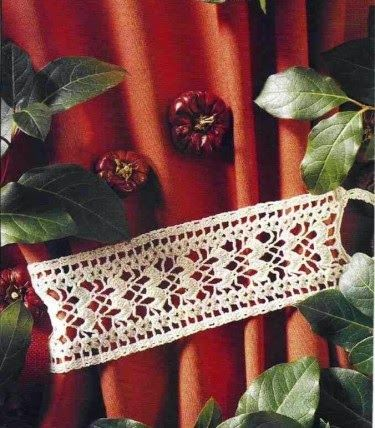 Grace y todo en Crochet: Decorations for your curtains ....Adornos para sus...