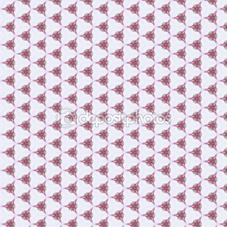 Decorative, abstract and geometrical pattern, lilac
