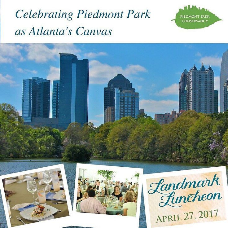 Join Us Under the Tent! April 27th 11 am  We are excited to announce the 21st Landmark Luncheon to benefit the Piedmont Park Conservancy on behalf of the event's co-chair our own Erin Yabroudy! More than 600 Atlantans will gather to celebrate and support our beautiful Piedmont Park. We invite you to join this fun and impactful event!  Link in comments for more information on how to get involved!   #Eya #dorseyalston #piedmontpark #piedmontparkconservancy #landmarkluncheon #ansleypark…