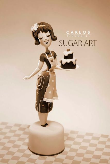 Vintage Housewife Carlos Lischetti