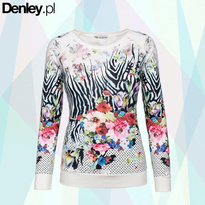 W naszej ofercie - WIOSENNA NOWOŚĆ! Absolutny must have sezonu! Najmodniejsze, genialne, energetyczne bluzy dla odważnych dziewczyn i w atrakcyjnej cenie! Tylko 59,99!  Musicie je mieć! Zobaczcie wszystkie modele w stylu glamour -->> http://bit.ly/1QgR1r1