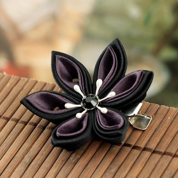 Kanzashi hair pin
