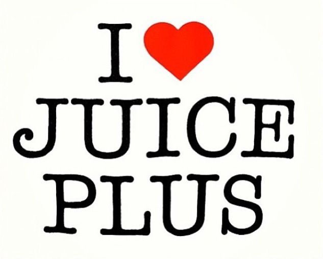I love Juice Plus+