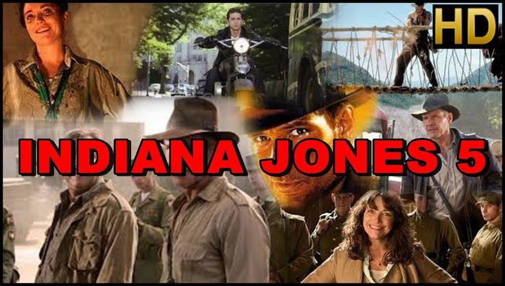 Indiana Jones 5 Trailer  And the Reborn Empire