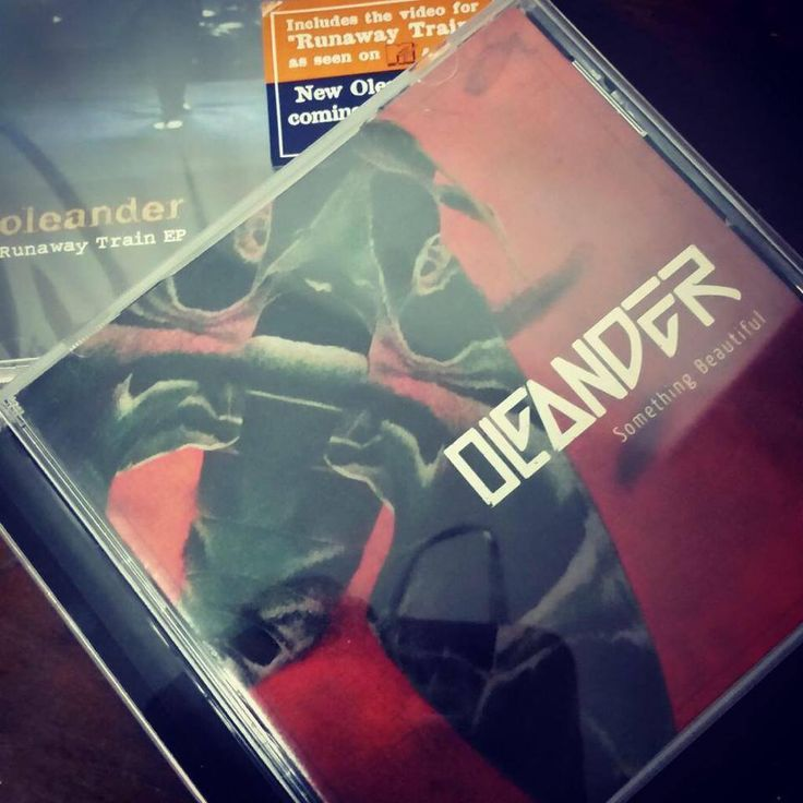 Oleander - Something Beautiful  album !  Oleander is a post-grunge band from Sacramento, California, USA.
