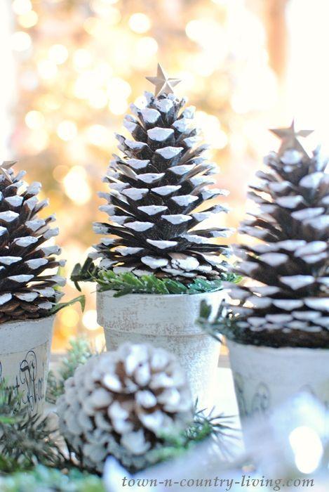 best 25 pine cone christmas tree ideas on pinterest. Black Bedroom Furniture Sets. Home Design Ideas