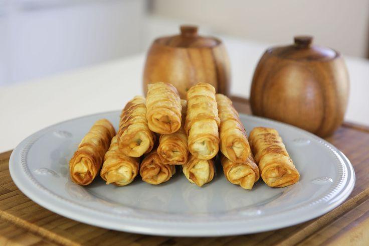 Sigara Böreği Nasıl Yapılır? - İdil Tatari - Yemek Tarifleri