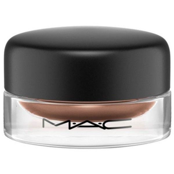 Mac Quite Natural Pro Longwear Paint Pot ($22) ❤ liked on Polyvore featuring beauty products, makeup, eye makeup, eyeshadow, quite natural, creamy eyeshadow, mac cosmetics and mac cosmetics eyeshadow