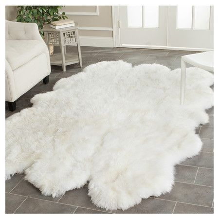 Find This Pin And More On Sheepskin Rug Photo/Set Ideas By Furhatworld.