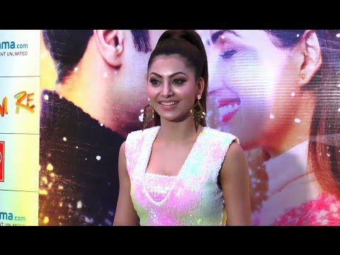 WATCH Urvashi Rautela BEAUTIFUL at SANAM RE movie success party. See the full video at : https://youtu.be/P_BzjHXany8 #urvashirautela #sanamre