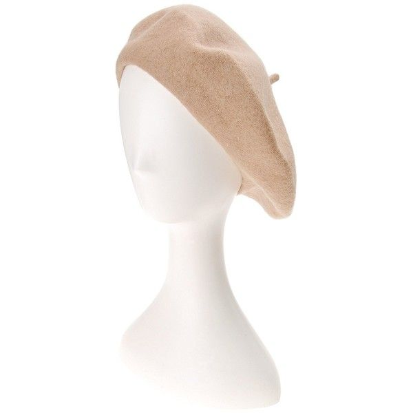 Wool Beret Hat Classic Solid Color French Beret for Women ($14) ❤ liked on Polyvore featuring accessories, hats, wool beret hat, woolen hat, wool hat, wool berets and camel hat