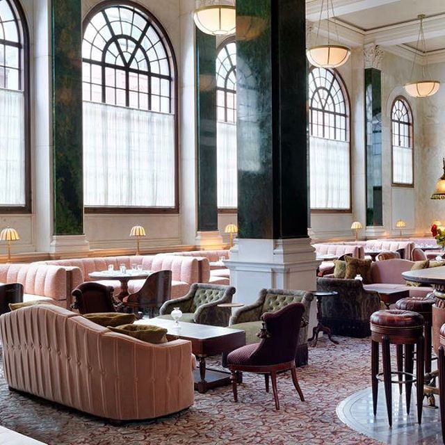 London has a new hotel hot spot and it's name isThe Ned. Opened last monthby Nick Jones of Soho House in collaboration with the Sydell Group (the folks behindNew York's Nomad), the new hotel and private members club is housed in an enormous former bank, a stone's throw from the iconic St. Paul's Cathedral. In …