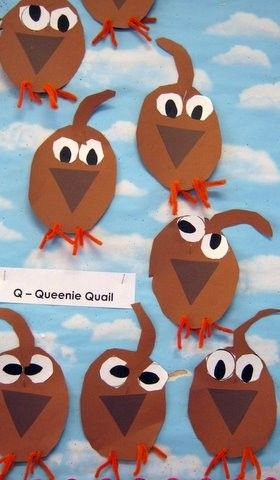 21 best images about Q Preschool