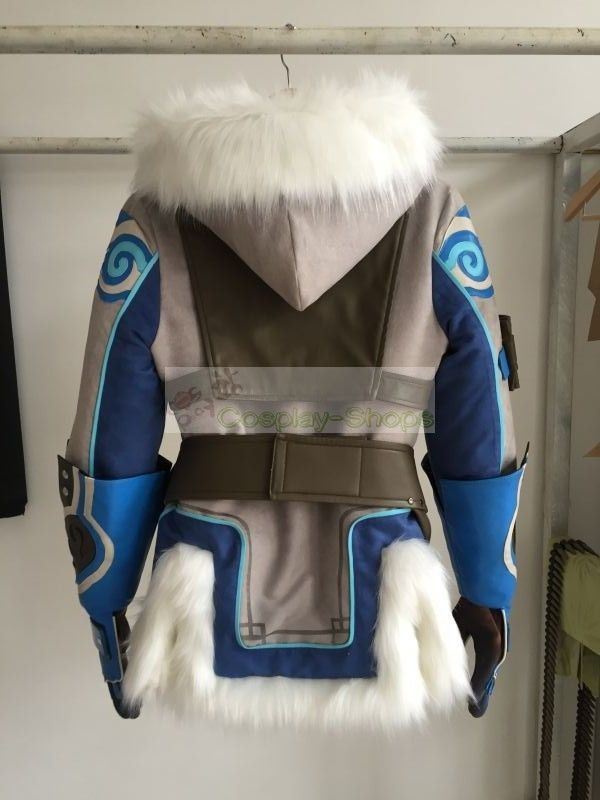 Custom Cheap Overwatch Mei Jacket Cosplay Costume In Overwatch Mei For Sale Online- Cosplay-Shops.com
