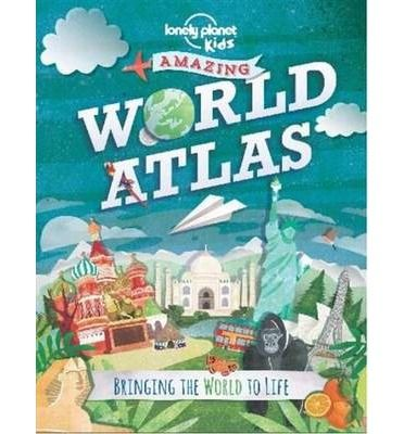 Finally, Lonely Planet has made the Atlas kids have been waiting for! With 160 pages of illustrated maps, engaging infographics, mind-blowing photography and a large dose of humour, this is the atlas that shows kids aged 8 and up what the world is really like.