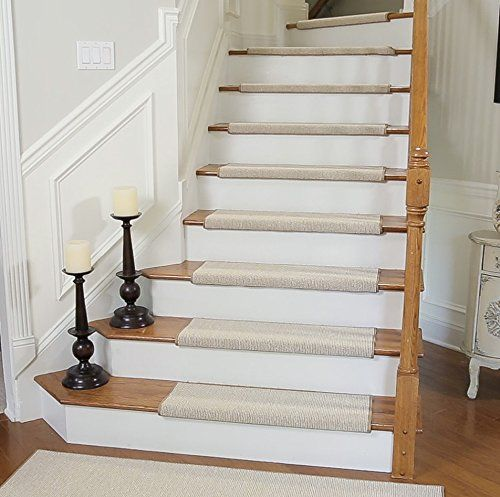 1000 ideas about sisal carpet on pinterest carpet on stairs seagrass carpet and striped carpets - Refurbish stairs budget ...