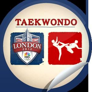 2012 Summer Olympics Taekwondo...Block that punch and check-in to Olympic Taekwondo!