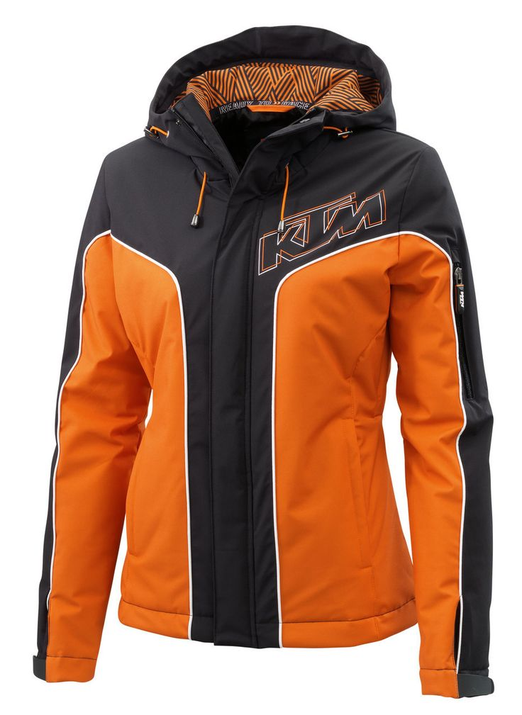 KTM Girls Softshell Jacket (3PW158140x) - KTM Parts Online Australia