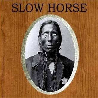 Slow Horse - slow stoner doom from New York. Includes excellent cover of Wicked Game (Chris Isaak)