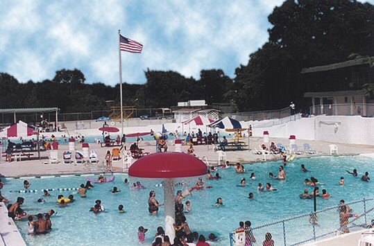 Sandy Lake Amusement Park Dallas Theme Park Swimming
