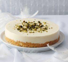 Recept na jogurtový cheesecake