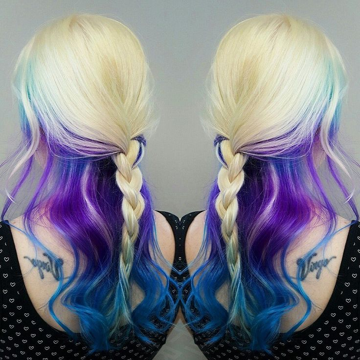 25 Best Ideas About Blue Purple Bedroom On Pinterest: 17 Best Ideas About Purple Blonde Hair On Pinterest