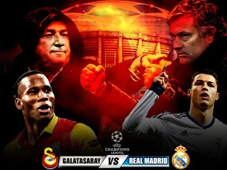 Setelah kalah 0-3 pada leg pertama di Santiago Bernabeu, Galatasaray dihadapkan tugas super berat pada leg kedua perempat final Liga Champions di Turk Telekom Arena, Selasa (9/4) atau Rabu (10/4) dinihari WIB.