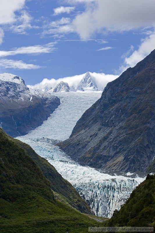 Fox Glacier, New Zealand by Mikael Rantalainen