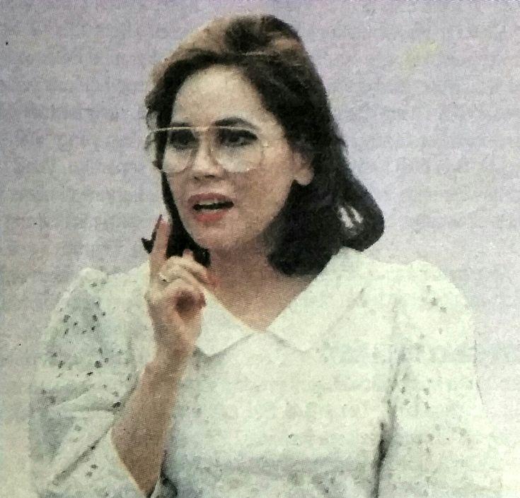 Dewi Soekarno Bintang, Nov. 1993