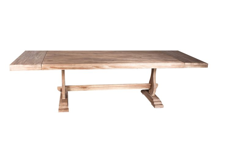 The Precia Extension Dining Table from LH Imports is a unique home decor item. LH Imports Site carries a variety of Precia items.