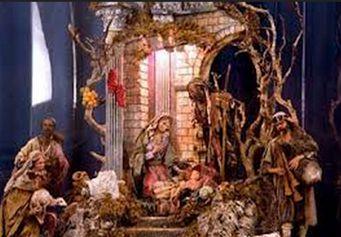 L' Albero di Natale: IL PRESEPE SICILIANO