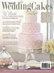 The Modern Wedding Cakes Magazine Edition 15 Is Now Available In Australia And New