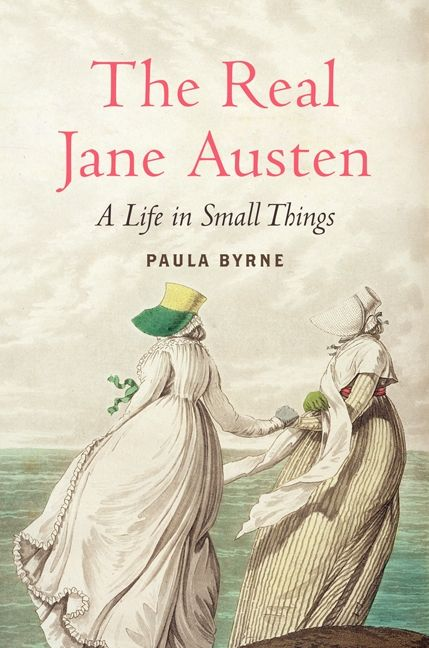THE REAL JANE AUSTEN by Paula Byrne: http://mwgerard.com/review-the-real-jane-austen-by-paula-byrne/