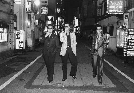 """Gangs of Kabukicho"" 60s-70s, Tokyo Photo by Katsumi Watanabe"