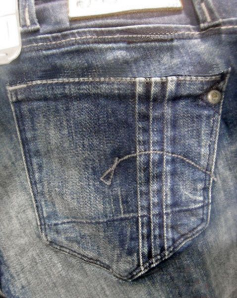 Back Pocket Style 831