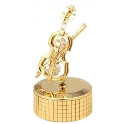 Violin- Mirror Music Box