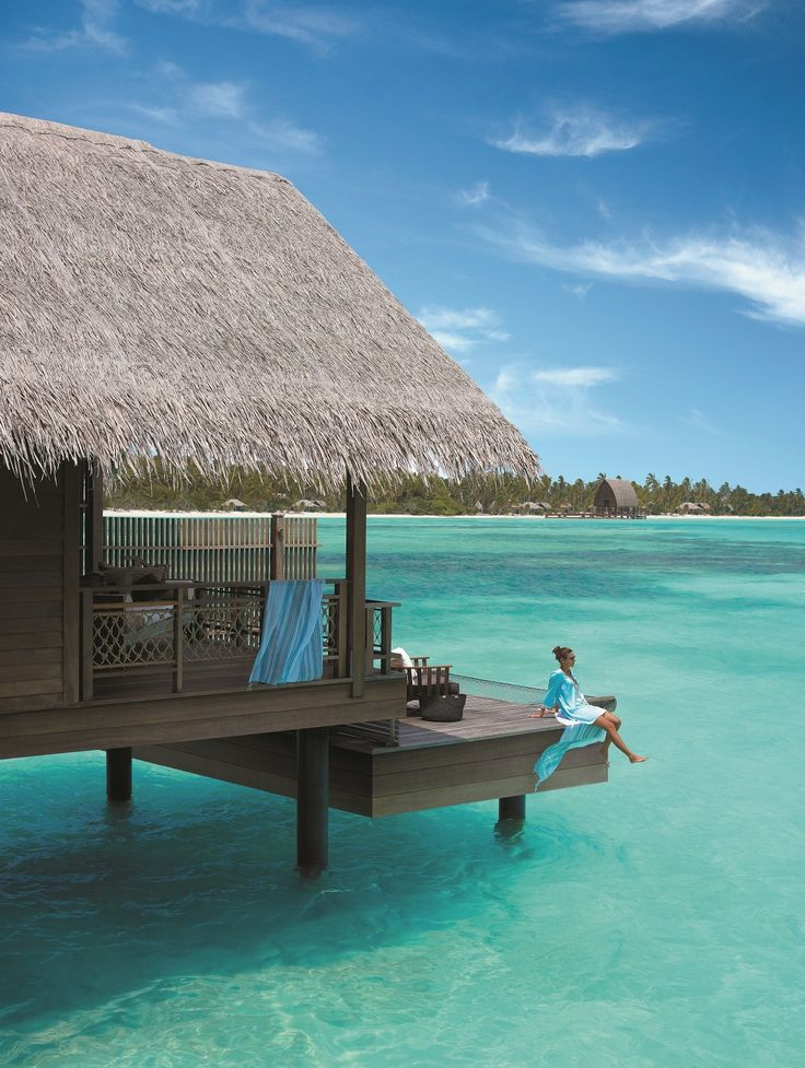 Over Water Villa  - Explore the World with Travel Nerd Nici, one Country at a Time. http://travelnerdnici.com