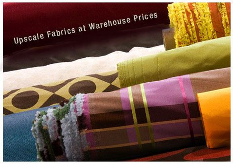 Discount fabric, cheap fabric online at FabricWarehouseOnline.com
