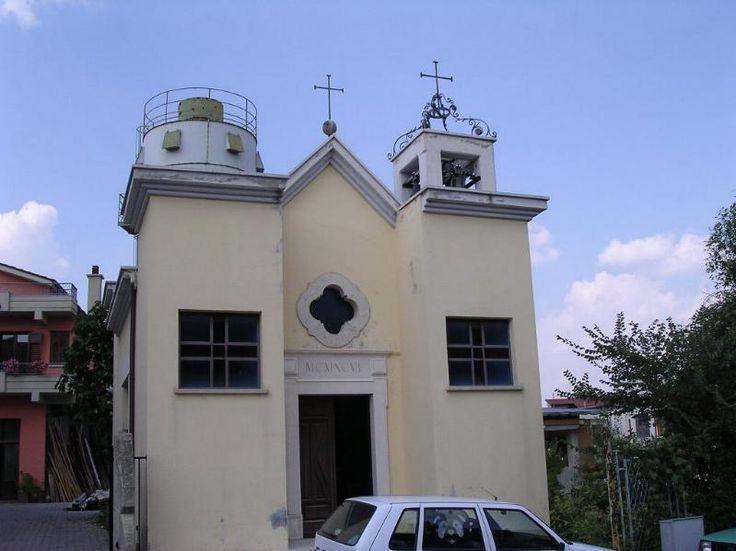 #altairpinia #Lioni #itinerari #centrostorico chiesa s.carlo