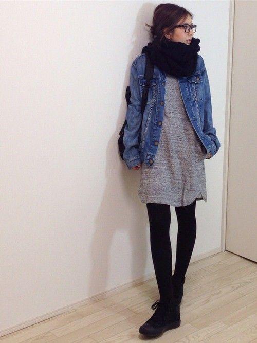 SLYのデニムジャケット「Gジャン」を使ったmayumiのコーディネートです。WEARはモデル・俳優・ショップスタッフなどの着こなしをチェックできるファッションコーディネートサイトです。