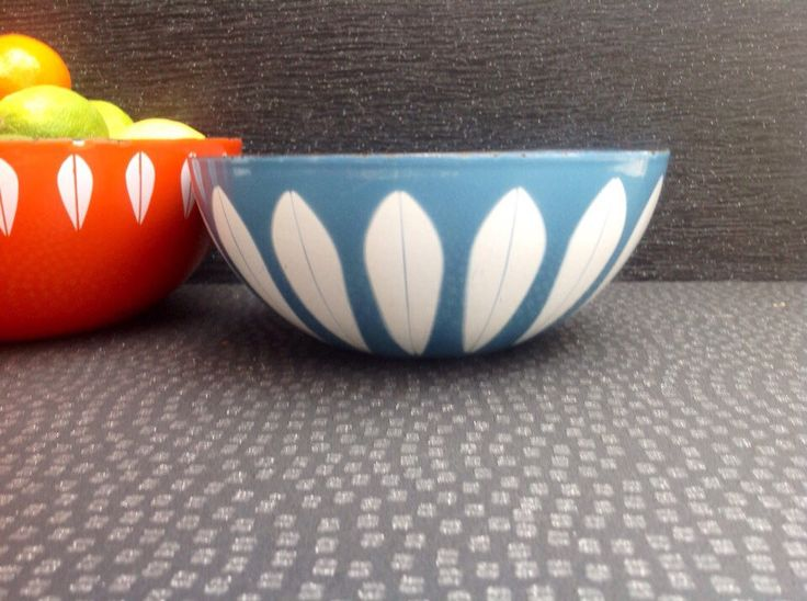 Cathrineholm enamel Blue and White Small Dish. by Onmykitchentable on Etsy https://www.etsy.com/uk/listing/228632603/cathrineholm-enamel-blue-and-white-small