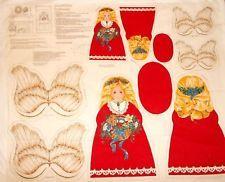 Cranston VIP Christmas Angels Fabric Panel